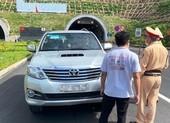 Vụ ô tô chở người muốn rời Đà Nẵng: Bị phạt hơn 10 triệu đồng