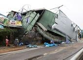 Quảng Ngãi tan hoang sau bão, hơn 38.000 nhà bị tốc mái