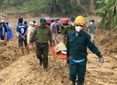 Nỗ lực tìm kiếm người mất tích trong vụ sạt lở ở Trà Leng