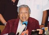 Malaysia: Ông Mahathir Mohamad trở lại làm thủ tướng ở tuổi 92