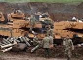 Thổ Nhĩ Kỳ yêu cầu Mỹ lập tức rút quân khỏi Manbij