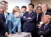 Sự thật đằng sau bức ảnh ông Trump đối đầu các lãnh đạo G7