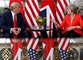 Ông Trump: The Sun đưa tin giả, tôi không chỉ trích bà May!