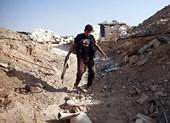 Syria: Đã có nhóm thuộc phe nổi dậy đầu hàng chính phủ