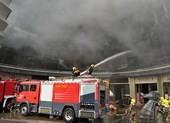 Cháy khách sạn Trung Quốc, 10 người chết