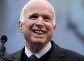 Thượng nghị sĩ John McCain qua đời, thọ 81 tuổi
