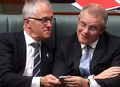 Úc: Ông Turnbull mất ghế thủ tướng về tay ông Morrison