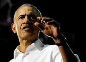 Ông Obama: Chính phủ Trump chơi 'trò chính trị' trước bầu cử