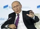 Ông Putin kêu gọi ngưng chỉ trích Tổng thống Trump