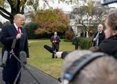 Ông Trump lên tiếng chuyện Nga bắt 3 tàu Ukraine