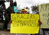 Ông Guaido: Lô hàng cứu trợ đầu tiên đã được phát cho dân
