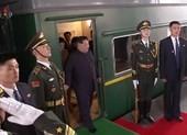 Triều Tiên xác nhận ông Kim Jong-un đã lên tàu sang Việt Nam