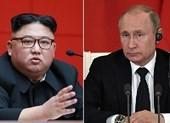 Tàu chở ông Kim đã lên đường sang Nga gặp ông Putin