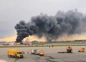 Sukhoi bốc cháy, bị thiêu rụi sau hạ cánh, 41 người chết