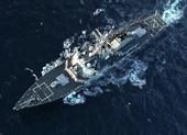 Hải quân Nga dàn trận theo dõi tàu chiến Mỹ vào Biển Đen