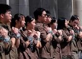 Báo TQ: 'Các thế lực bên ngoài' gây hỗn loạn ở Hong Kong