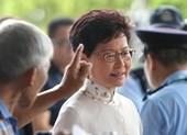 Trưởng Đặc khu Hong Kong Lâm Trịnh Nguyệt Nga bị dọa giết