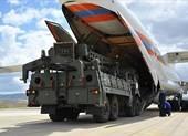 Thổ Nhĩ Kỳ công bố hình ảnh S-400 đầu tiên mới nhận từ Nga