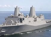 Trung Quốc từ chối cho hai tàu chiến Mỹ đến Hong Kong
