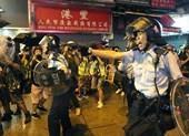 Biểu tình Hong Kong: Đã có tiếng súng!