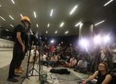 Hong Kong: Người biểu tình họp báo tuyên bố sẽ chưa dừng lại
