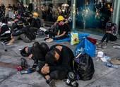 Biểu tình Hong Kong: Tình hình bên trong trường đại học