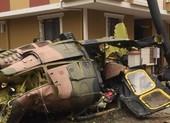 Trực thăng quân sự Thổ Nhĩ Kỳ rơi, 5 người thương vong