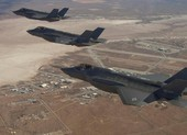 Nhật mua thêm 105 tiêm kích tàng hình F-35 do Mỹ chế tạo