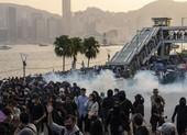 Trung Quốc trả đũa Mỹ vì đạo luật Hong Kong