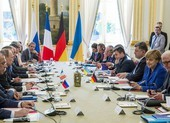 Ukraine chuẩn bị gì cho Hội nghị 'Bộ tứ Normandy' sắp tới?