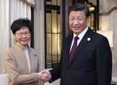 Ông Tập gặp bà Lâm về biểu tình Hong Kong