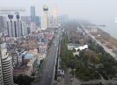 Flycam: Quang cảnh Vũ Hán trong 'tâm bão' virus Corona