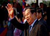 Ông Hun Sen nói sẽ bay sang Vũ Hán nếu Trung Quốc đồng ý