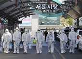 Hàn Quốc: Tử vong, nhiễm liên tục tăng, lan cả vào doanh trại