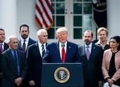 Ông Trump tuyên bố COVID-19 là tình trạng khẩn cấp quốc gia
