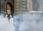 COVID-19 Iran: Đề nghị vay hàng tỉ USD chống dịch