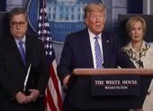 Ông Trump: Người Mỹ gốc Á không có lỗi vì COVID-19, cần bảo vệ