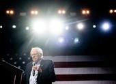 Ông Bernie Sanders rút khỏi cuộc đua Nhà Trắng