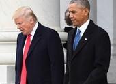 Ông Trump chỉ trích ông Obama phạm 'tội ác chính trị'
