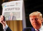 Ông Trump phát biểu vụ luận tội: Chúng ta đã đi qua địa ngục