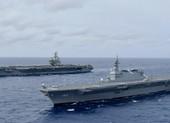 Tư lệnh Mỹ tại Nhật tố cáo hành động Trung Quốc ở Biển Đông