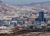 Nổ lớn tại biên giới liên Triều