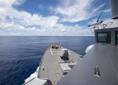 Mỹ điều tàu đến Trường Sa, không để Trung Quốc chiếm Biển Đông
