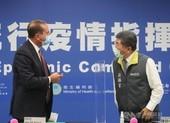 Chưa rõ khi nào Bộ trưởng Mỹ rời Đài Loan