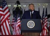 Bài phát biểu dài nhận đề cử của ông Trump: Hãy bảo vệ nước Mỹ