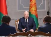 Ông Lukashenko thừa nhận làm Tổng thống Belarus 'hơi lâu'