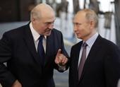 Ông Lukashenko dự kiến sang Nga gặp ông Putin hôm nay