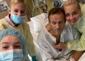 Ông Navalny đưa ảnh mình khỏe lên Instagram, chuẩn bị về Nga