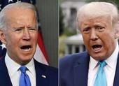 Hai ông Trump-Biden sẽ tranh luận những gì vào ngày mai?
