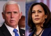 VIDEO: Tranh luận trực tiếp phó tổng thống Mỹ Pence-Harris